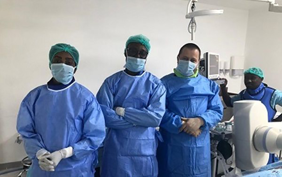 Ghana performs first brain surgery without cutting skull at Euracare Advanced Diagnostics and Heart Centre