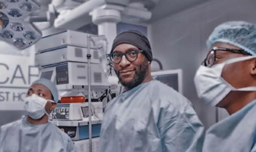 Weight loss surgeon Dr Abuchi Okaro provides guide to bariatric surgery