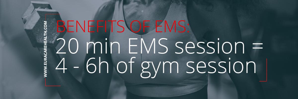 Electro Muscle Stimulation (EMS)